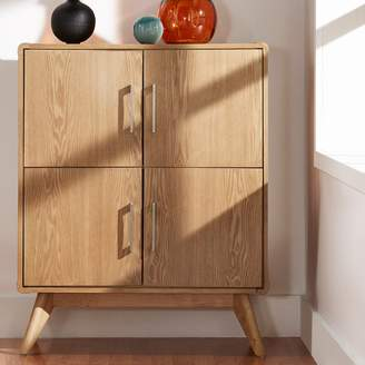 Skagen Homevance HomeVance Natural Finish Accent Cabinet