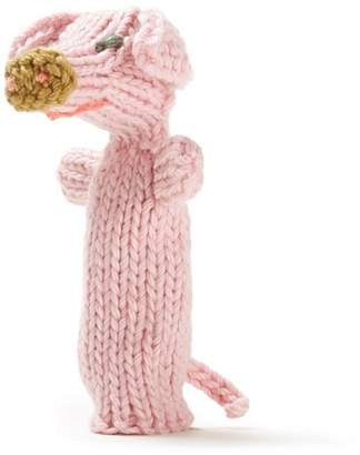 Abc Home Collection Pig Finger Puppet
