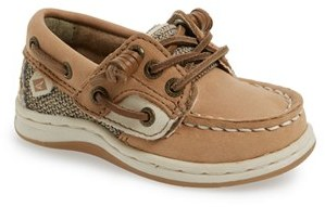 Toddler Boy's Sperry Kids 'Songfish' Boat Shoe $54.95 thestylecure.com