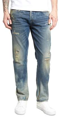 PRPS Slim Straight Leg Jeans (Hip)