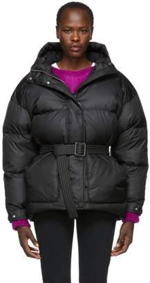 Ienki Ienki Black Down Michelin Jacket