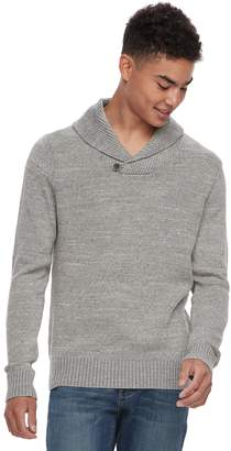 Men's Urban Pipeline Shawl Collar Sweater