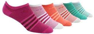 adidas Six-Pair Superlite No-Show Socks
