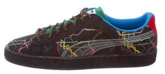 Puma x Dee & Ricky Basket Low-Top Sneakers w/ Tags