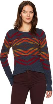Pendleton Women's Sunset Cross Lambswool Pullover Sweater