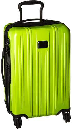 Tumi V3 International Expandable Carry-On Carry on Luggage
