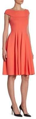 Armani Collezioni Milano Jersey Dress