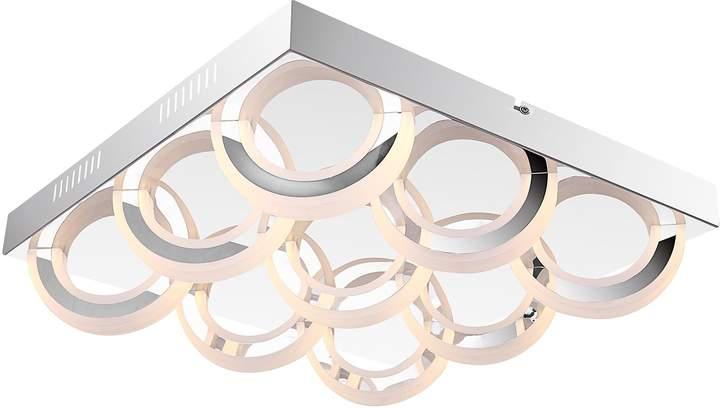 Globo Lighting EEK A+, LED-Deckenleuchte Mangue III