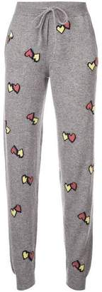 Chinti and Parker Heart Detail Lounge Trousers