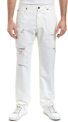 AG Jeans The Matchbox Keel Mended Slim Straight Leg