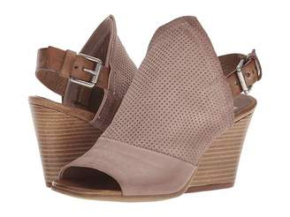 Miz Mooz Kona Women's Toe Open Shoes