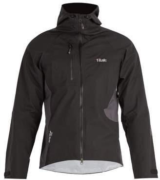 Tilak - Attack Hooded Windbreaker Jacket - Mens - Black Multi