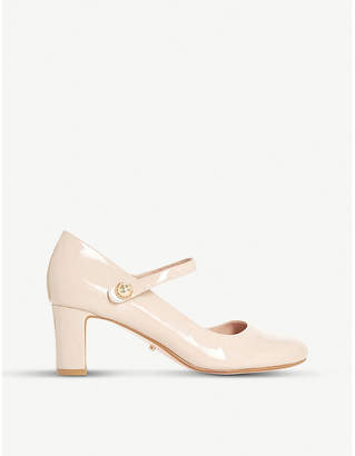Dune Anntoinette patent mary jane courts
