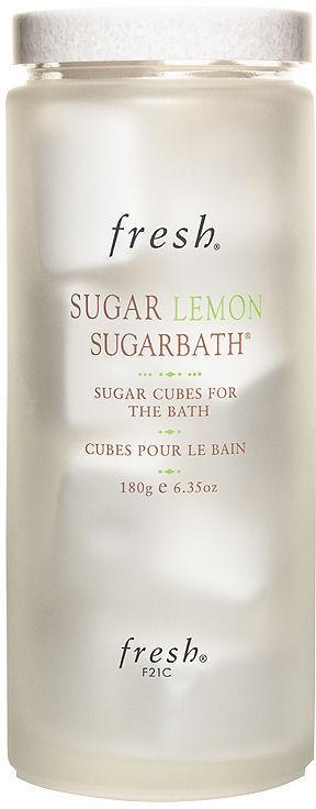 Fresh Sugarbath Cubes, Sugar Lemon 6.3 oz (180 g)