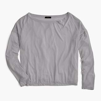 J.Crew Long-sleeve TencelTM T-shirt