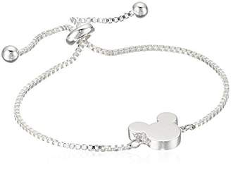 Disney Silver Plated Mickey Mouse Laughter