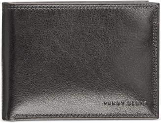 Perry Ellis Portfolio Men Leather Rfid Wallet