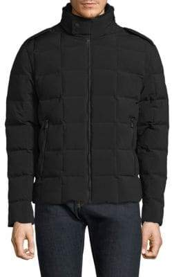 Tumi Down-Filled Jacket