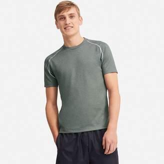 Uniqlo MEN Dry-EX Crew Neck Short Sleeve T
