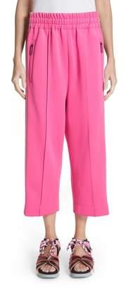 Marc Jacobs Side Stripe Crop Track Pants