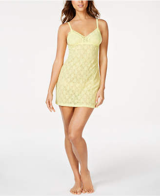 Cosabella (コサベラ) - Cosabella Adore Semi-Sheer Lace Babydoll Chemise Nightgown, Online Only