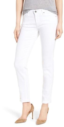 Women's Ag Prima Cigarette Leg Skinny Jeans