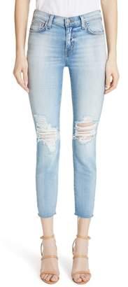 L'Agence El Matador Ripped Slim Jeans