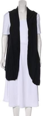 Alexis Draped Knit Vest