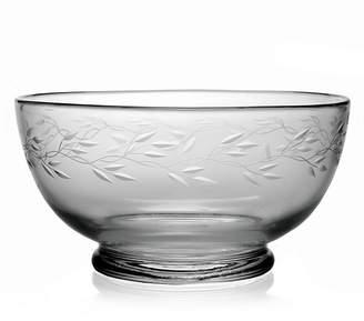 William Yeoward Crystal Garland Salad Bowl