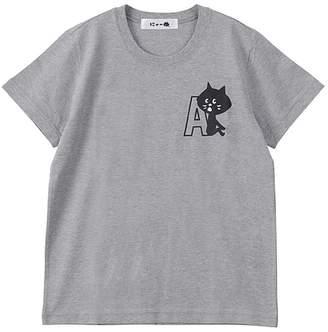 にゃー / GF アルファベットにゃー T / Tシャツ