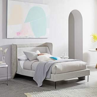 west elm Thea Wing Bed