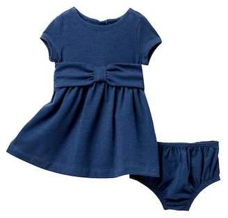 Kate Spade kammy heathered knit dress & bloomers set (Baby Girls)