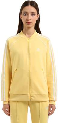 adidas Sst Matte Zip-Up Tricot Track Jacket