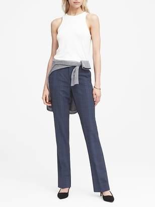 Banana Republic Logan Trouser-Fit Washable Italian Wool-Blend Pant