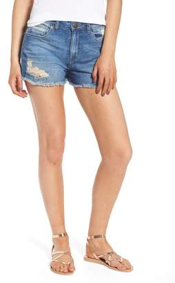 STS Blue Rosebowl Shadow Pocket Denim Shorts