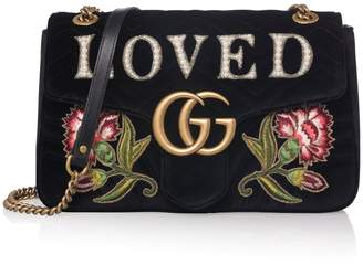 Gucci Loved GG Marmont Bag