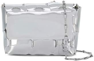 Paco Rabanne flap cross-body bag