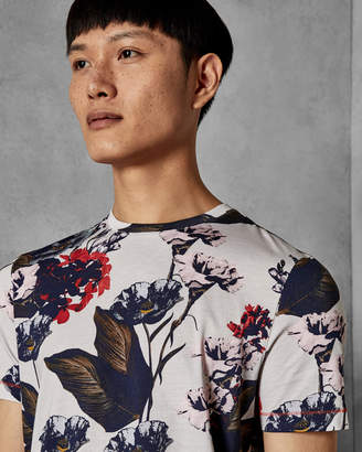 027dc0c8c8d7 Ted Baker Floral Shirt - ShopStyle UK