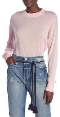 Frame True Merino Wool Sweater
