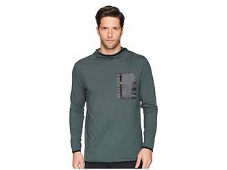 Quiksilver Waterman Explorer Technical Hoodie Men's Sweatshirt