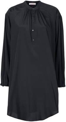 A.F.Vandevorst oversized mandarin collar shirt