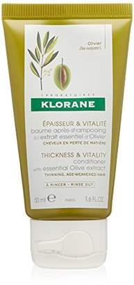 Klorane Conditioner with Essential Olive Extract – 1.6 fl.oz.