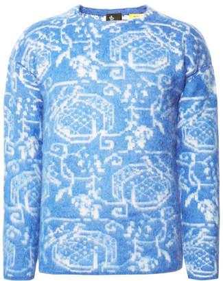 Moncler Genius 3 Wool-Blend Jacquard Sweater