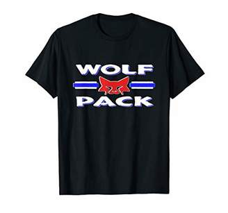 Wolf Pack BDSM Kink Shirt | Human Pet Play Dom Sub Tshirt
