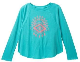 Billabong Northern Sea Long Sleeve T-Shirt (Little Girls & Big Girls)