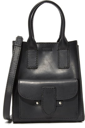Frye Casey Mini North / South Tote $298 thestylecure.com