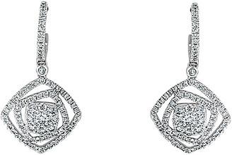Sabrina Designs 14K 1.67 Ct. Tw. Diamond Drop Earrings