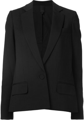 Vera Wang pleated rear jacket $1,495 thestylecure.com