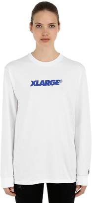 XLarge Og Lockup Jersey Long Sleeve T-Shirt