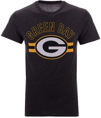 Authentic Nfl Apparel Men's Green Bay Packers Checkdown T-Shirt